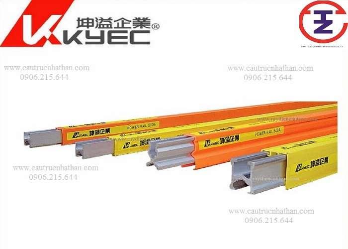 Ray điện 1P Kyec